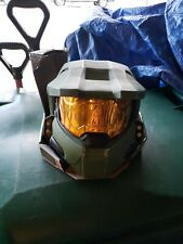 XBOX Disguise HALO Master Chief Adult Size Medium/Large Helmet Cosplay Hallow