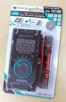 NEW KYORITSU Card-type Digital Multimeter KEW 1019R Japan