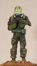 Valiant Miniatures Kit# 9844 - Alien Omegian Combat Infantry - 54mm