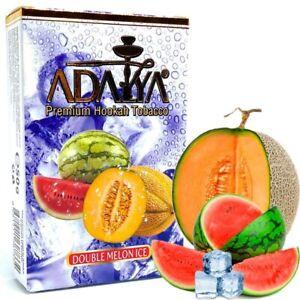 MELASSA, NARGHILE, SHISHA, TABACCO 50 grammi, Melasse Double Melon Ice Adalya