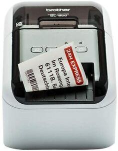 Brother QL-800 Label Maker, USB 2.0, Label Printer, Desktop, Up to 62mm