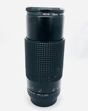 Pentax K-mount JcPenney Zoom Lens 80-200mm f3.9 Multi Coated