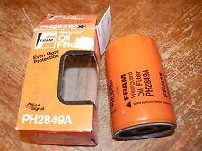 Fram Wearguard PH2849A Oil Filter for Ford Mazda Cars & Trucks Mercury Peugeot