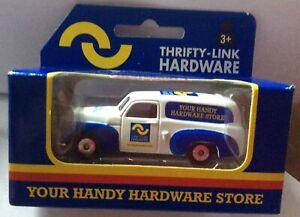MATCHBOX HOLDEN FJ PANEL VAN THRIFTY LINK HARDWARE YOUR HANDY HARDWARE STORE