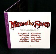 MARANATHA MUSIC Maranatha! 7 1980 CD BOB BENNETT LEON PATILLO RICHIE FURAY