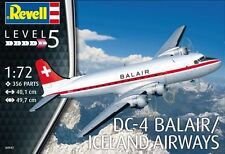 Revell RV04947 1:72 - DC-4 Balair and Iceland Airways
