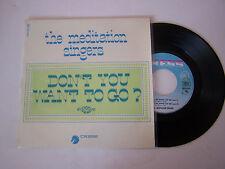 EP 4 TITRES VINYLE 45 T , THE MEDITATION SINGERS , EX / EX . CHESS 269 504 .