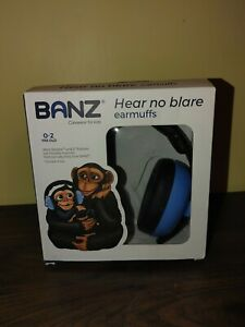 Baby Banz Earmuffs Kids Hearing Protection – Ages 0-2 Yrs Old