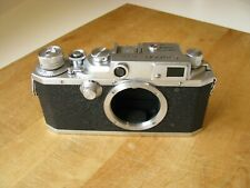 Uncommon Canon IID1 Rangefinder Camera