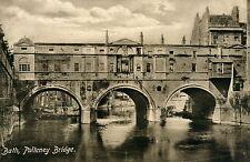Bath City Pre - 1914 Collectable Somerset Postcards