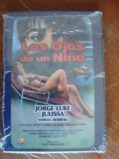 LOS OJOS DE UN NIÑO JORGE LUKE JULISSA DVD REGION CODE 1 &4 BRAND NEW LATIN