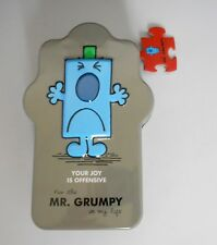 Mr Grumpy Gibson 250 Piece Puzzle Sealed Bag In Tin