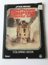 Kenner Star Wars - THE EMPIRE STRIKES BACK - Vintage Colouring Book