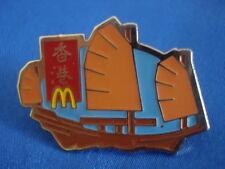 PINS MAC DO CHINE ARTHUS BERTRAND