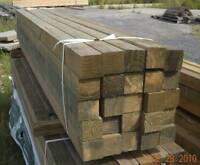 90x90 h4 treated pine rh posts