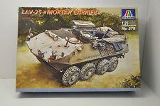 "CHAR LAV-25 ""MORTAR CARRIER"" ITALERI 1/35"