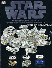 Star Wars Complete Vehicle Cross-sections and Blueprints