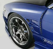 Nissan Silvia S13 D-Max Style 40mm Wide Front Fenders
