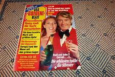 Das Goldene Blatt Nr.1/1978 TB Rudi u Anke Carrell,Romy Schneider,Katja Ebstein
