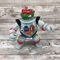 Vintage TMNT Ninja Turtles Action Figure Raphael Raph Space Cadet Astronaut