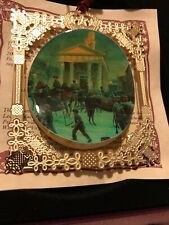 Mort Kunstler After the Snow Christmas Ornament Civil War Limited Edition