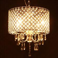 Kristall Kronleuchter Hängelampe Deckenlampe Lüster Pendelleuchte Designleuchte