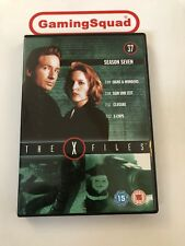 The X Files DVD 37 Season 7 4 Episodes DVD, Supplied by Gaming Squad Ltd