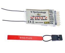 Empfänger V607 für DSMX  DSM2 Spektrum  ca.1800m RX Full Range Receiver.  G-111