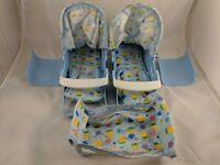 Battat Baby Doll Bed Seat Carrier Lot