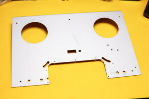 REVOX PR99 MKI MK I Parts Face Plate Faceplate ALU FRONT Frontal SIDE