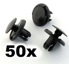 50x Honda Plastic Trim Clips- Wheel Arch lining, 91501S04003 91501-S04-003