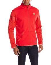 Ferrari  Scuderia Sweat Jacket Rosso Corsa  PUMA XXL New 889178211032