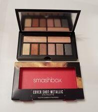 Smashbox Metallic Cover Shot Eye Palette BNIB