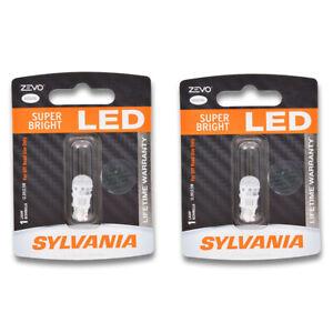 Sylvania ZEVO Front Side Marker Light Bulb for Chevrolet Kingswood Beretta ig