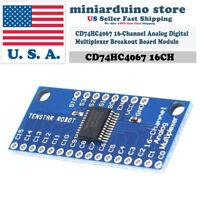 CD74HC4067 16-Channel Analog Digital Multiplexer Breakout Board Module