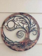 Weeping Willow Metal Wall Decoration
