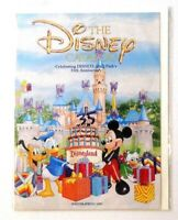 WALT DISNEY Catalog Celebrating Disneyland Park's 35th Anniversary 1990