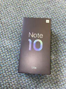 Xiaomi Mi Note 10 Lite - 64GB - Midnight Black (Unlocked) (Dual SIM)