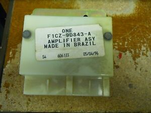 NEW 1991-1996 FORD ESCORT MERCURY TRACER CRUISE CONTROL AMPLIFIER