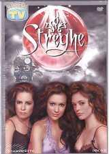 Le Streghe Stagione 8 Disco 5 DVD Slimcase Sigillato