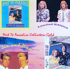 Jan and Dean- Port To Paradise- Collectors Paradise Edition- Limited Edition CD