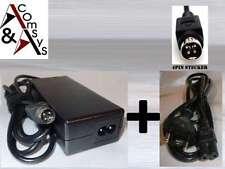 Netzteil AC Adapter für Medion MD 30288 TV TFT LCD LCD-TV 12V 4Pin 4 Polig #1205