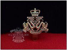 Royal Hong Kong Regiment ( The Volunteers ) Badge - Gold