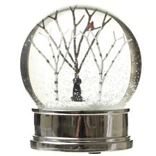 Heaven Sends Dog Scene Christmas Snow Globe - Gorgeous Snowglobe