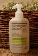 Neutrogena Naturals Purifying Facial Cleanser 6oz