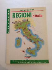 Le ricerche sticker Regioni d'Italia De Agostini per ragazzi