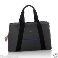 PAUL SMITH PARFUMS SMALL GREY WEEKEND / HOLDALL/ TRAVEL BAG BRAND NEW