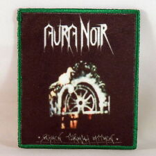 AURA NOIR Metal Storm (Printed Small Patch) (NEW)