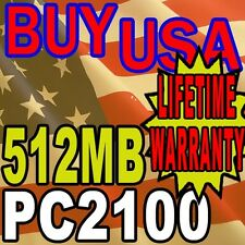 512MB AOpen Components XC Cube MZ855-II Ram MEMORY