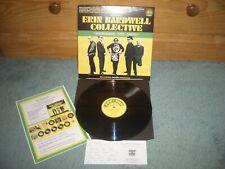 ERIN BARDWELL COLLECTIVE MODERN BOSS REGGAE INSERT + CD POP-A-TOP STEREO LP